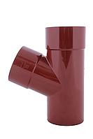 Трійник червоний 67° Profil 130/100