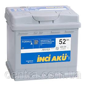 Автомобильный аккумулятор INCI AKU 6СТ-52  FormulA L1 052 046 013