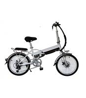 Електровелосипед складаний Вольта Ліон, фото 1