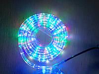 Новогодняя светодиодная гирлянда ДЮРАЛАЙТ LED 8м мультиколор