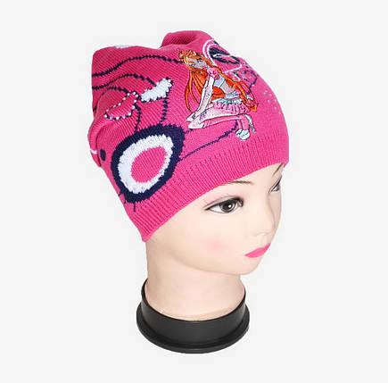 Детская шапка Winx (Арт. WD14157), фото 2