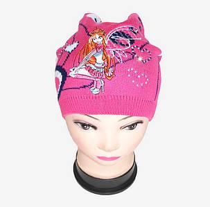 Детская шапка Winx (WD14157) | 5 шт., фото 2