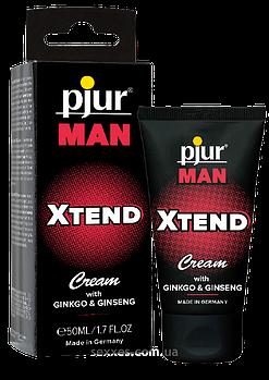 Крем для пениса стимулирующий pjur MAN Xtend Cream 50 ml