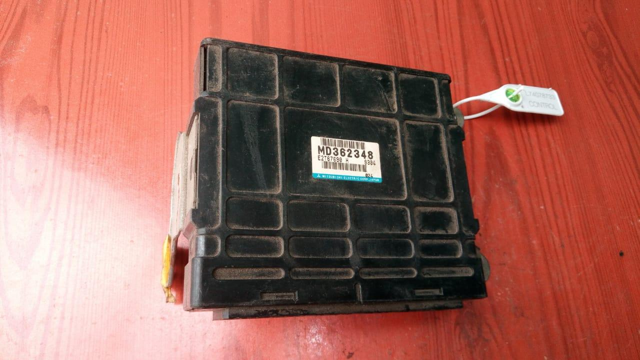 Блок управления двигателем (ЭБУ)  MD362348, E2T67690, 74078733 Galant 97-04r .EA Mitsubishi