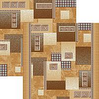 Бытовой ковролин для залы Напол №1286/34е2, фото 1