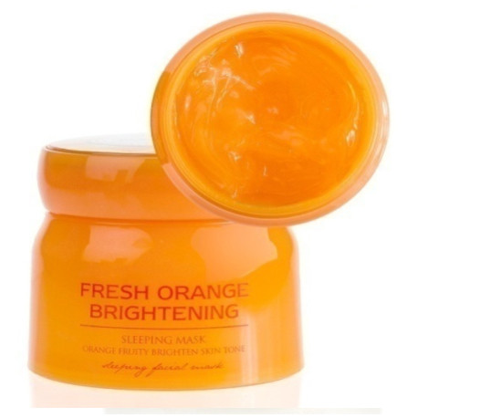Маска для лица Fresh Orange Brightening 100г CMD-102