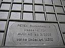 Коврики автомобильные для Peugeot (Пежо), резиновые Petex, Германия, фото 6