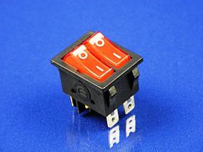 Сетевая кнопка масленного обогревателя универсальная двойная SETEL