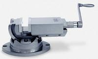 Тиски станочные особоточные фрезерные GROZ  MMV/SP-100,