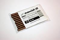 "Свердло по металу Р9 (кобальт) 1,0 ""MAXIDRILL""  (уп 10шт (шт.)"