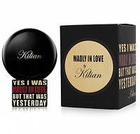 By Kilian Yes I Was Madly In Love, But That Was Yesterday edp 100 ml. лицензия