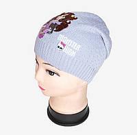 Детская шапка Monster High (WD14161) | 5 шт.