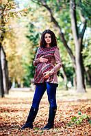 Лосины-брючки с пуговицами для беременных