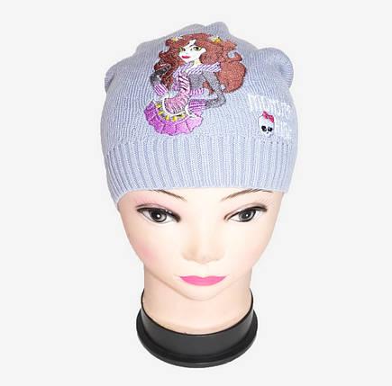Детская шапка Monster High (Арт. WD14161), фото 2
