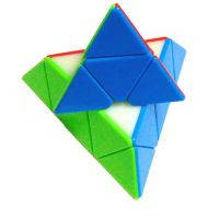 Пирамидка Qiyi-Mofange цветная, фото 1