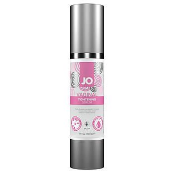 Гель для сужения влагалища System JO Vaginal Tightening Serum (50 мл) с охлаждающе-вибрирующим эфф.