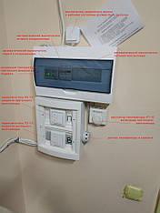 Монтаж вентиляции в помещении серверной