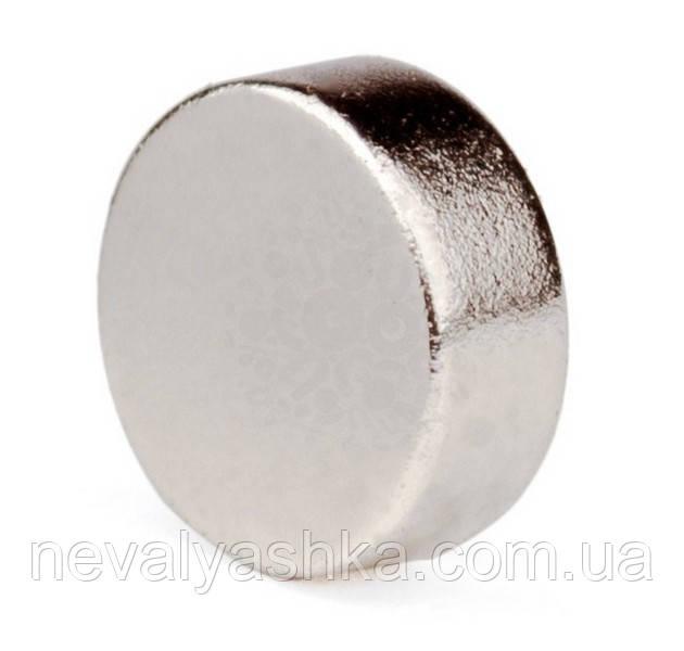 Заготовка для Бизиборда Маленький Неодимовый магнит 5х2 мм Магнитик Круглый Неодимовий магніт Бізіборда