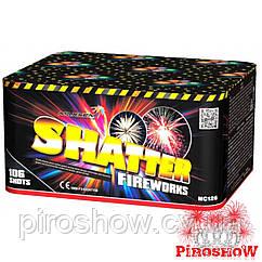 Салют SHATTER FIREWORKS 106 выстрелов 20 калибр | MC126 Maxsem