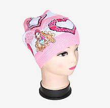 Полосатая шапка стразы (Арт. WD14114), фото 3