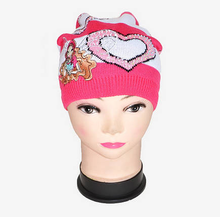 Полосатая шапка стразы (Арт. WD14114), фото 2