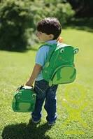 Рюкзак детский Skip Hop Zoo лягушка + ланчбокс.