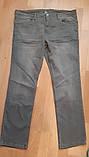 Стильні чоловічі джинси з легкими потертостями від SU, Німеччина, розмір 58, фото 3
