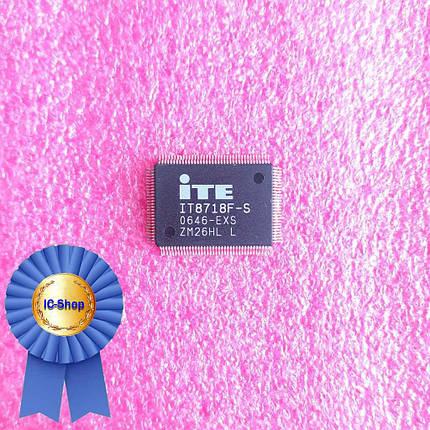 Микросхема IT8718F-S EXS, фото 2