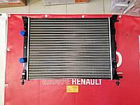 Радиатор охлаждения основной (+AC/-AC) Renault Scenic 2 (NRF58329A=8200357536)