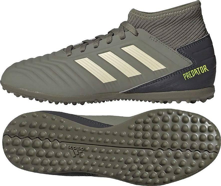Детские сороконожки adidas Predator Tango 19.3 TF. Оригинал. (ар. EF8220)