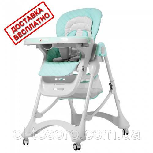 2021 г.Стульчик для кормления детский CARRELLO Caramel CRL-9501