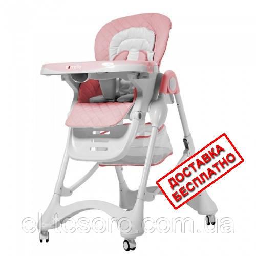Стілець для годування дитячий CARRELLO Caramel CRL-9501 Каррелло Карамель