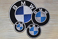 BMW нашивки патчи