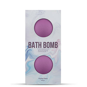 Набор бомбочек для ванны Dona Bath Bomb - Sassy - Tropical Tease (140 гр)