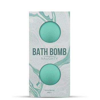 Набор бомбочек для ванны Dona Bath Bomb - Naughty - Sinful Spring (140 гр)