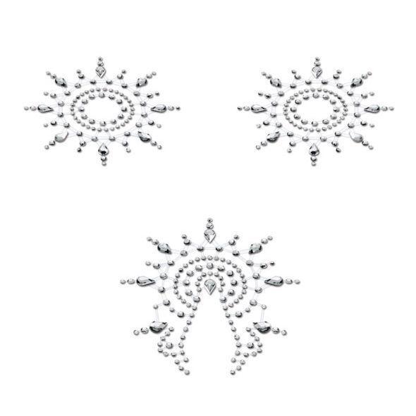 Пэстис Petits Joujoux Gloria set of 3 - Silver