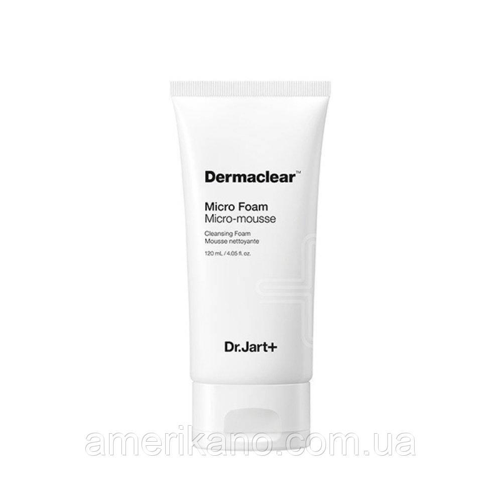 Пенка для умывания DR. JART+ Dermaclear Micro Foam, 120 мл