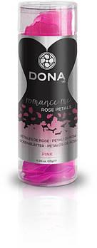 Декоративные лепестки розы DONA Rose Petals Pink