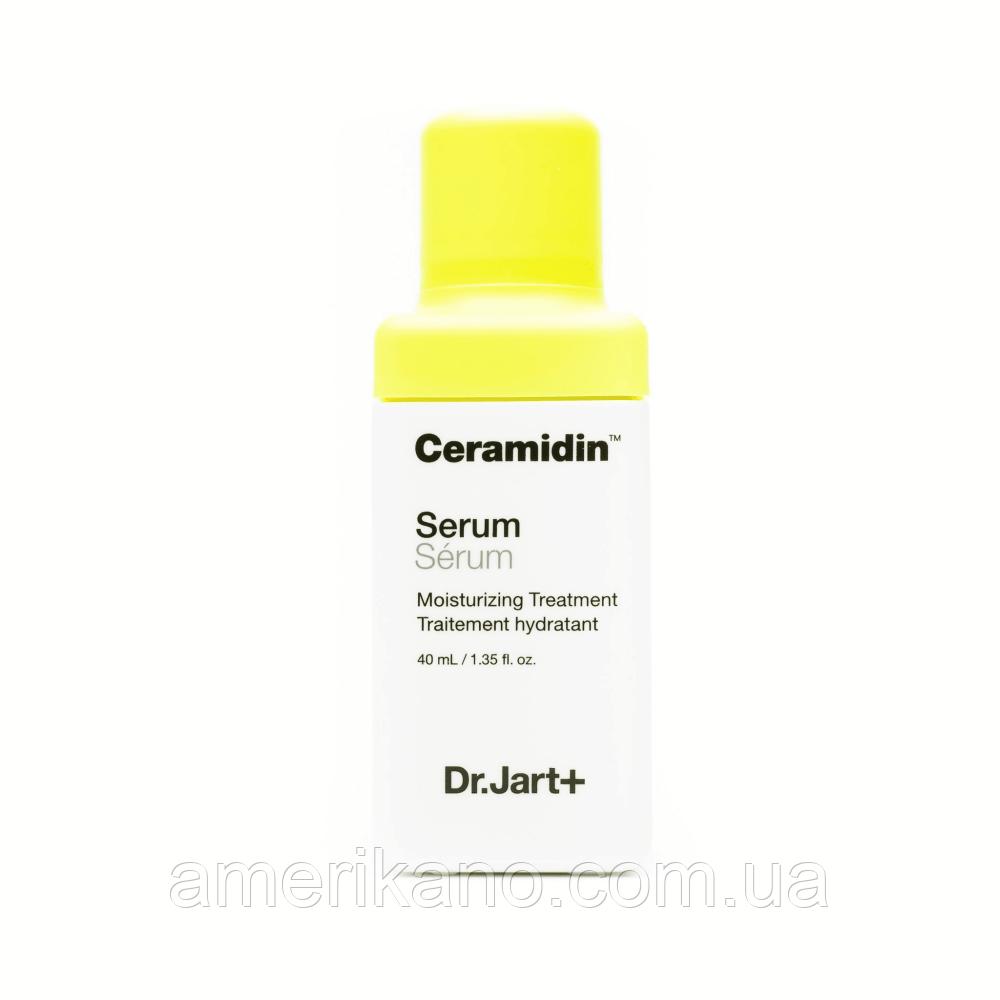 Увлажняющая сыворотка с керамидами DR. JART+ Ceramidin Serum, 40 мл