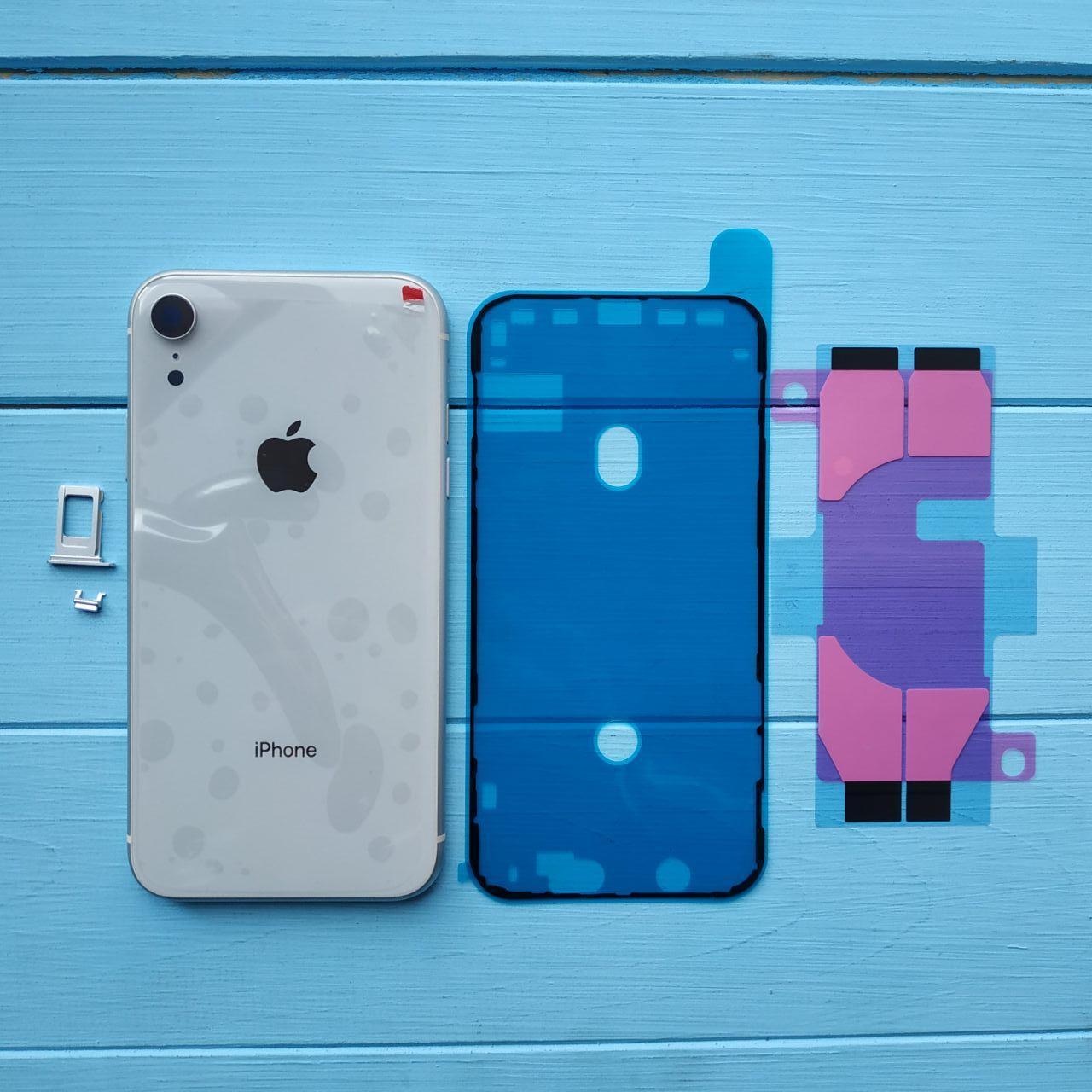 Корпус Apple iPhone XR White
