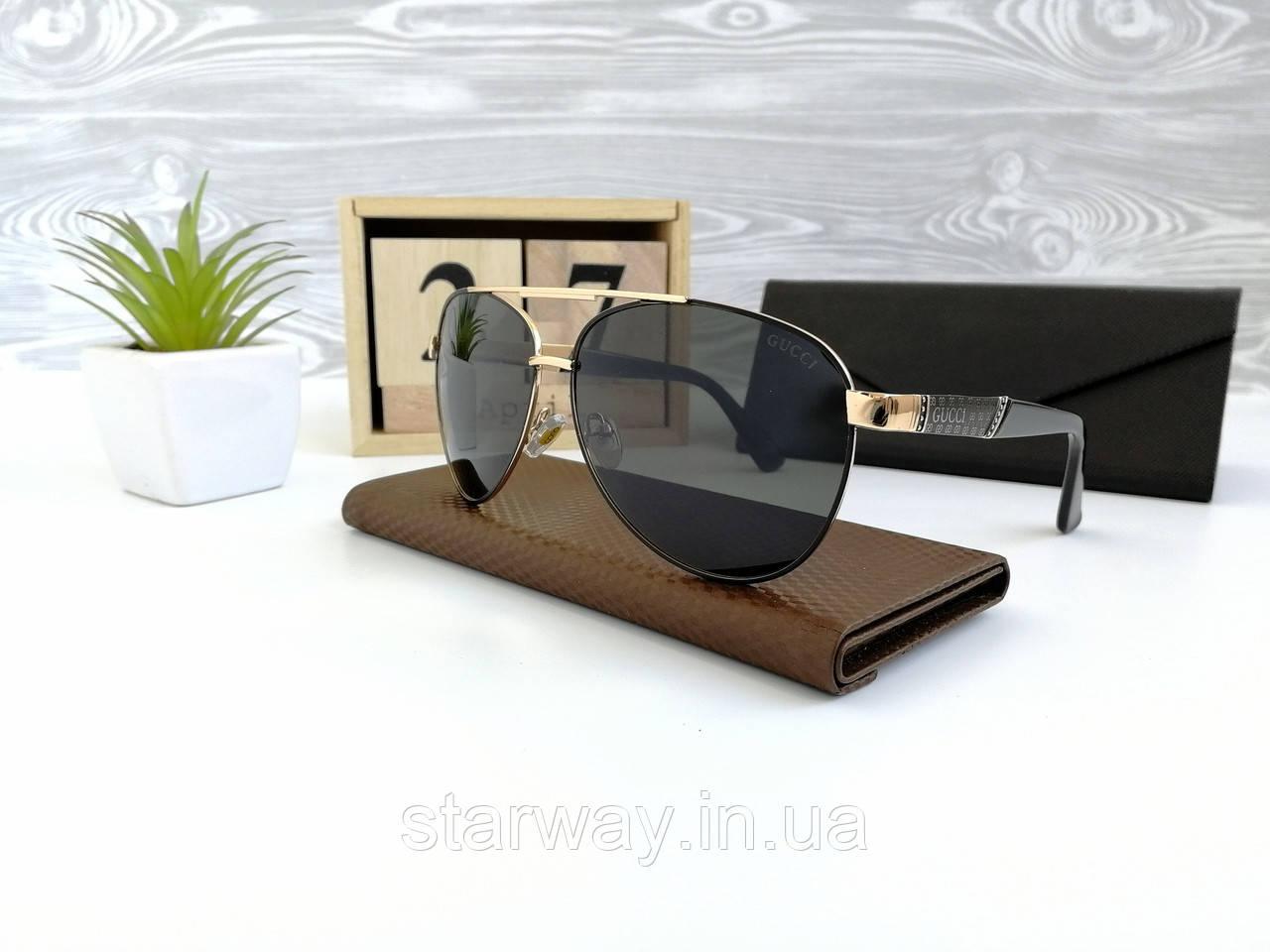 Солнцезащитные очки Gucci полароид | в стиле Гуччи