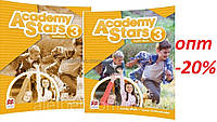 Английский язык / Academy Stars / Pupil's+Workbook. Учебник+Тетрадь (комплект), 3 / Macmillan