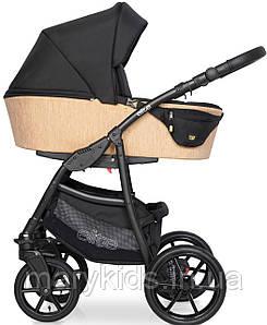 Детская универсальная коляска 2 в 1 Riko Elite 01 Banana