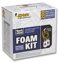 Одноразовые портативные установки для напыления пенополиуретана FoamKit 200