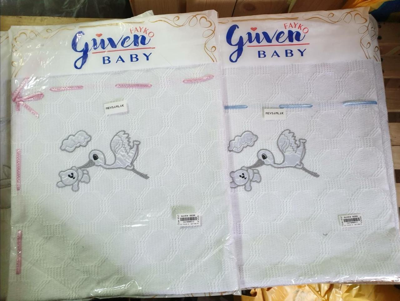 Крыжма для новорожденных мальчиков и девочек