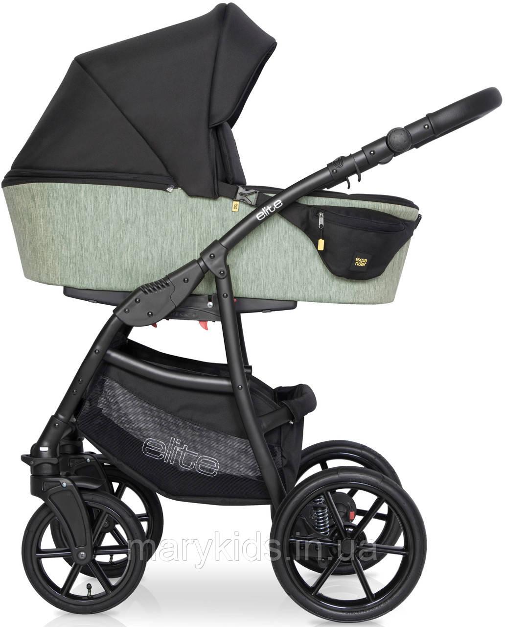 Детская универсальная коляска 2 в 1 Riko Elite 05 Mint