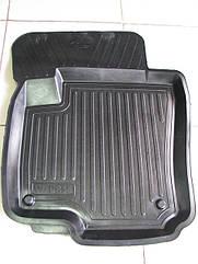 Коврики автомобильные для Seat (Сеат), резиновые с бортами