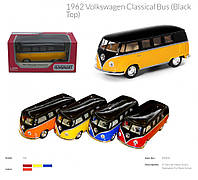 Автобус Kinsmart VOLKSWAGEN CLASSICAL BUS KT5376W