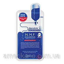 Зменшує пори тканинна маска для обличчя MEDIHEAL N. M. F Aquaring Ampoule Mask EX., 25 мл
