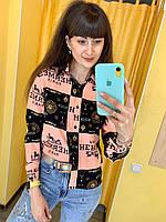 Рубашка Жін. 1(р) рожевий 3600-7 КНР Весна-C
